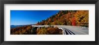Framed Linn Cove Viaduct, NC