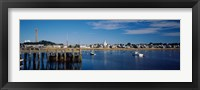 Framed Boats, Cape Cod, Massachusetts