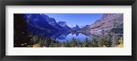 Framed Glacier National Park, MT