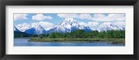 Framed Grand Teton National Park, WY