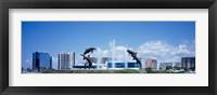 Framed Island Park, Sarasota, Florida