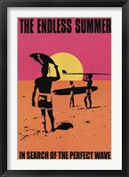 Framed Endless Summer