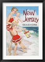 Framed Jersey Shore