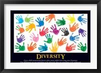 Framed Diversity