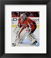 Framed Braden Holtby 2015-16 Action
