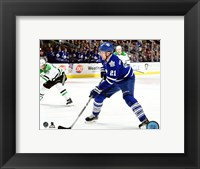 Framed James van Riemsdyk 2015-16 Action
