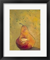 Framed Bold Fruit II