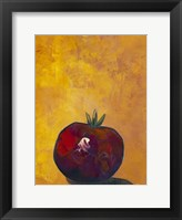 Framed Bold Fruit III