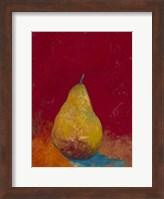 Framed Bold Fruit IV