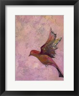 Bright Wings III Framed Print