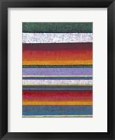 Tulip Fields II Framed Print