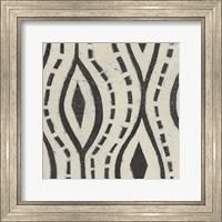 Framed Tribal Patterns VIII