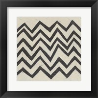 Framed Tribal Patterns IX