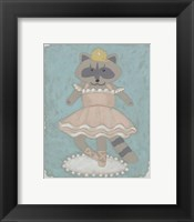 Ballerina Animal III Framed Print