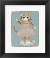 Ballerina Animal IV Framed Print
