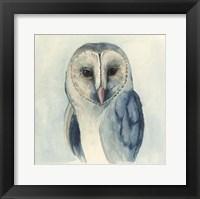 Framed Midnight Aves II