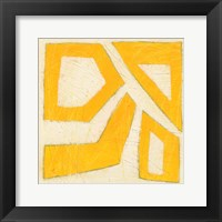 Framed Spectrum Hieroglyph VIII