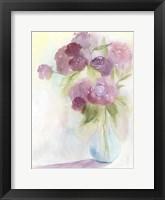 Glowing Bouquet I Framed Print
