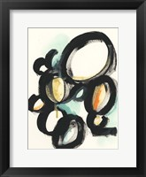 Cellular Structure IV Framed Print