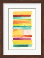 Framed Layer Cake I