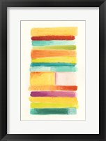 Layer Cake I Framed Print