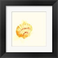 Tidal Impressions I Framed Print
