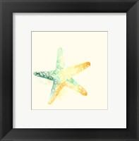 Tidal Impressions IV Framed Print
