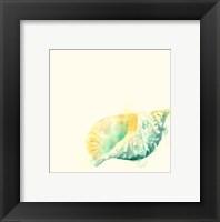 Tidal Impressions V Framed Print