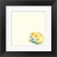 Tidal Impressions IX Framed Print