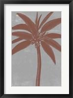 Framed Chromatic Palms VII