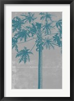 Framed Chromatic Palms VIII