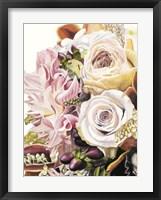 Spring Floral Bouquet I Framed Print