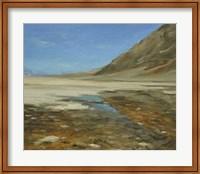 Framed Badwater Basin, Death Valley