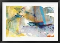 Deviation I Framed Print