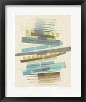 Balancing III Framed Print