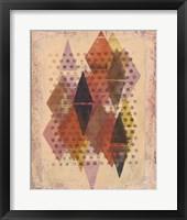 Framed Inked Triangles II