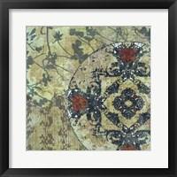 Framed Pistachio II