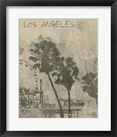 Framed Remembering Los Angeles