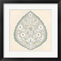 Floralia IV Framed Print