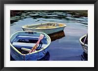 Framed Boat Of Myself