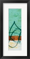 New Abstract Framed Print