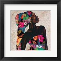 Framed Floral Beauty
