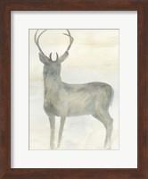 Framed Solo Deer 2