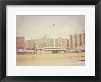 Framed Coney Island Ferris 2