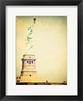 Framed Statue Liberty 1