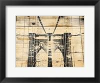 Framed Wood Bridge