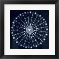 Framed Circular Shibori