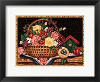 Framed Gift Basket