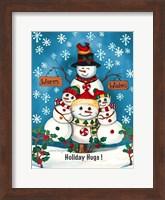 Framed Holiday Hugs
