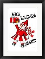 Framed Holidays Again